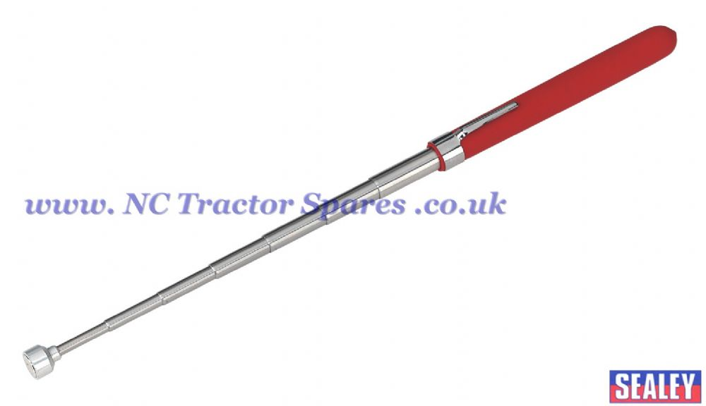 Telescopic Magnetic Pick-Up Tool 1.6kg Capacity Heavy-Duty